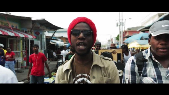 Chronixx – Behind Curtain (Official Video)