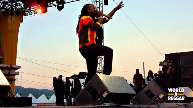 I-Octane Performance At Rebel Salute 2013