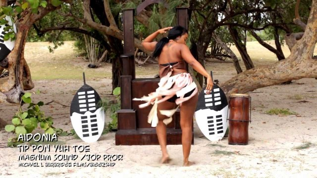 Aidonia – Tip Pon Yuh Toe (Official Video)
