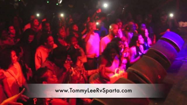Tommy Lee Sparta Europe Tour 2013 Day 1: Holland