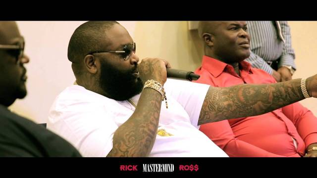(Video) Rick Ross Performs in Suriname For The First Time