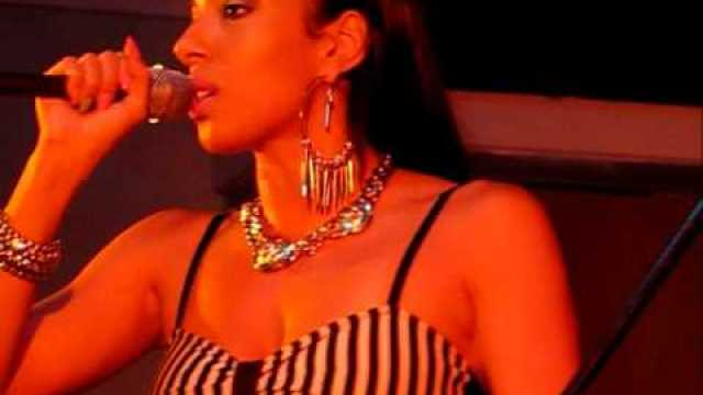 "Nyla Performing ""Love is Wicked"" Live From Kingston 2013"