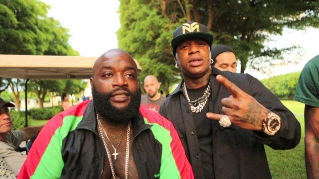Birdman and Rick Ross Team Up for 'H' Album