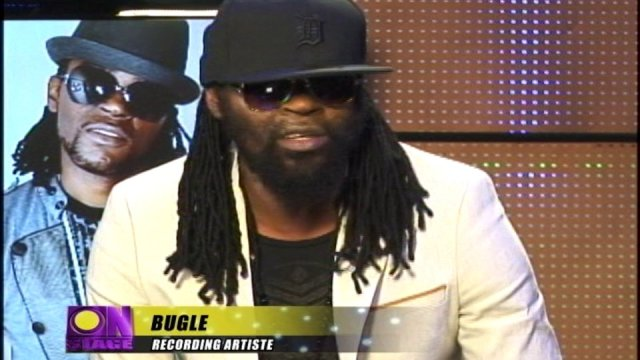 Onstage TV Interview: Bugle (May 25, 2013)