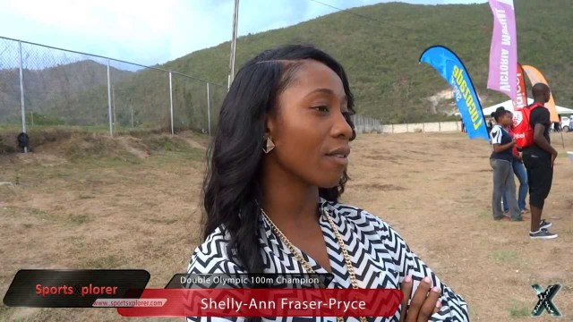 Shelly-Ann Fraser-Pryce Interview About Her Season, Business Ventures and Intercol