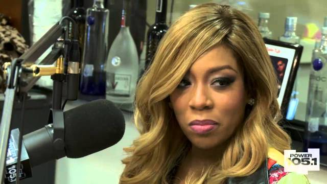 K. Michelle Interview at The Breakfast Club &#8211; Power 105.1