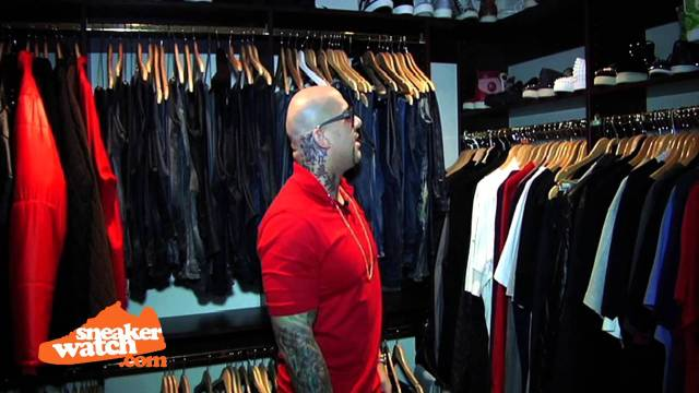 Mally Mall Shows His $500,000 Sneaker Collection