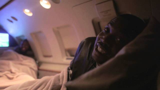 Meek Mill – Private Jet Freestyle