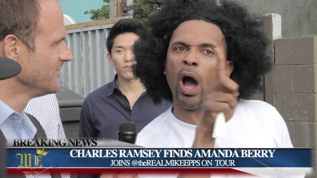 Mike Epps &#8211; Charles Ramsey Interview