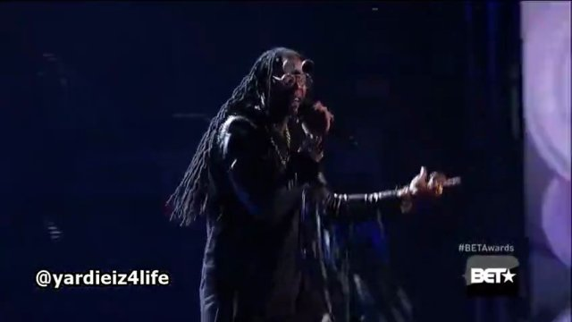 2 Chainz & A$AP Rocky Performance At The 2013 BET Awards