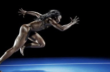 (Video) Carmelita Jeter Goes Nude for Body Issue 2012
