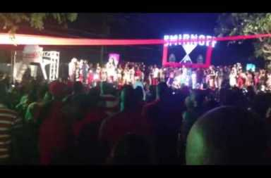 Mavado Performance @ Smirnoff Xclusive Dream Weekend 2013