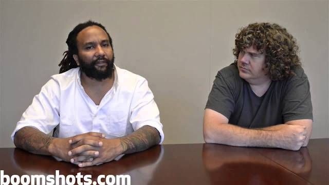 Ky-Mani Marley Talks Marley's Music Uprising Contest and Mellow Mood