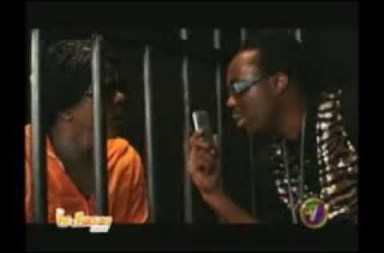 Ity and Fancy Cat – Ninja Man visit Vybz Kartel in Jail