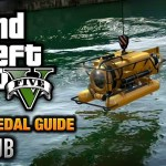 GTA 5 – Mission #29 – Minisub [100% Gold Medal Walkthrough]