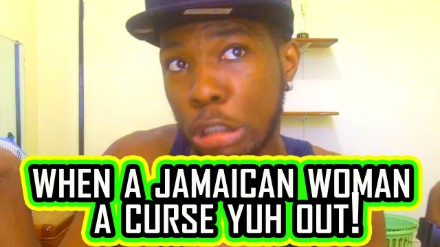 When A Jamaican Woman A Curse Yuh Out! @Kevin2wokrayzee