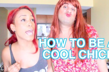 How To Be A Cool Chick