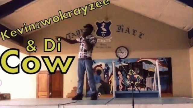 @Kevin2wokrayzee First Stand-UP Performance Part 1