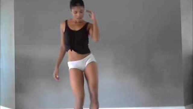 "Ruth Twerking To Wale ft. Rihanna ""Bad"" Remix"