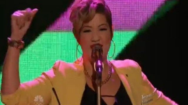"Tessanne Chin ""Underneath it All "" The Voice USA 2013"