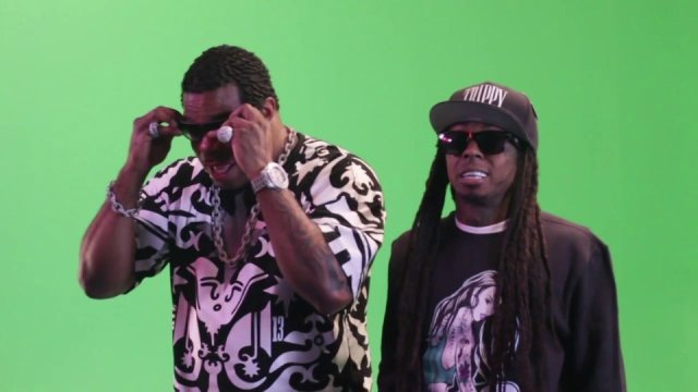 "(BTS) Busta Rhymes ft Q-Tip, Kanye West, Lil Wayne ""Thank You"""