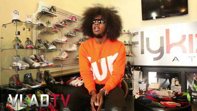 Trinidad James Explains His Side of Maino Issues