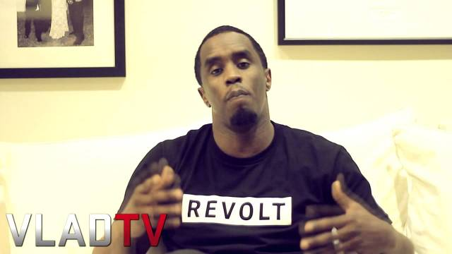 Diddy on Blogs Taking Over Magazines in Digital Era