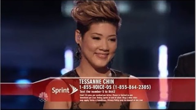 Tessanne Chin – Bridge Over Troubled Water – The Voice USA Season 5