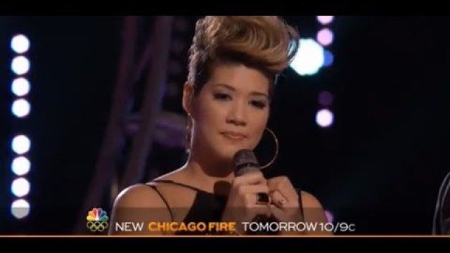 Tessanne Chin – Unconditionally – The Voice USA 2013 (Live Top 6 Performance)