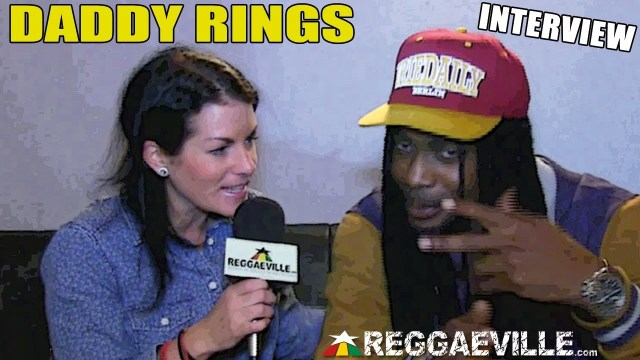 Interview with Daddy Rings in Munich, Germany @New Day Dawn Tour with Gentleman 12/7/2013