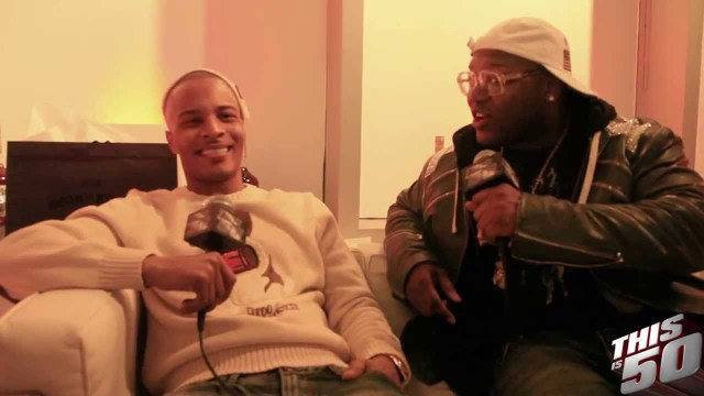 T.I. Says Trinidad James Can't Speak For The Whole Atlanta