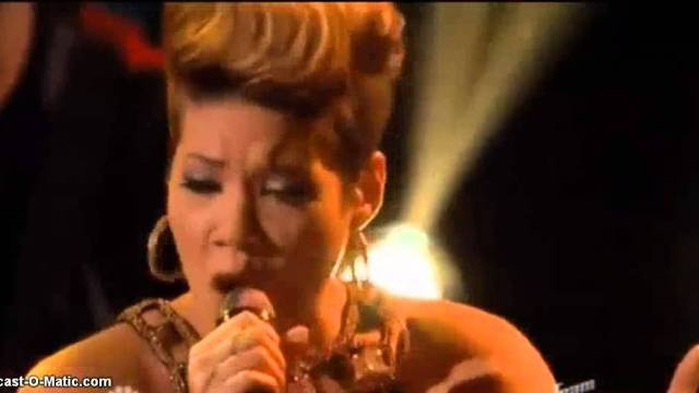 "Tessanne Chin ""Redemption Song"" The Voice USA 2013 (Live Top 6 Performance)"
