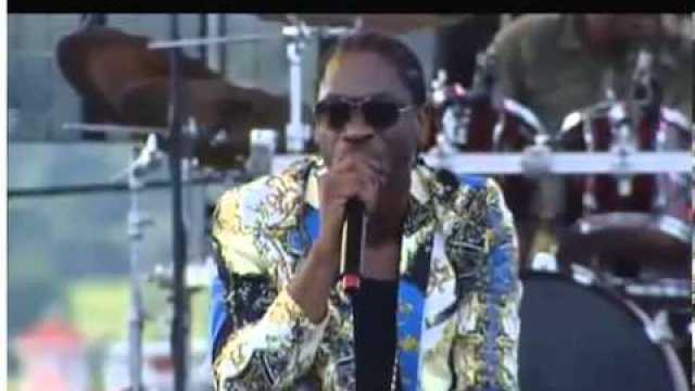 Bounty Killer Live Performance at Rebel Salute 2014
