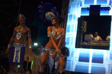 Bacchanal Jamaica 2014 Costume Launch