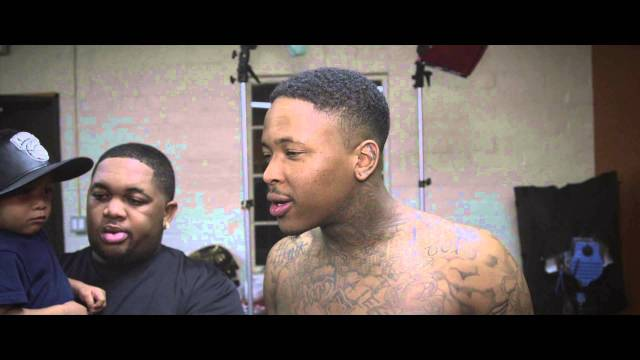 BTS: YG, Nicki Minaj, Lil Wayne, Meek Mill & Rich Homie Quan – My N*gga (Remix) Video