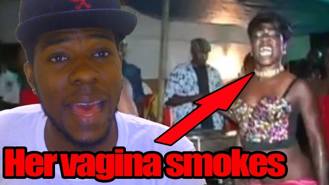 Her Coochie Smokes Cigarettes…What Does Yours Do? – @kevin2wokrayzee
