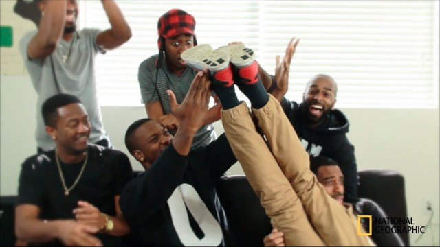 Nat Geo: Black People Laughing – @Dormtainment