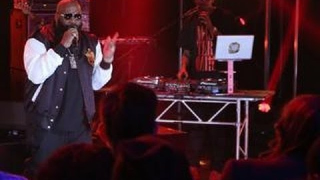 Rick Ross – Nobody (Live On The Arsenio Hall Show)