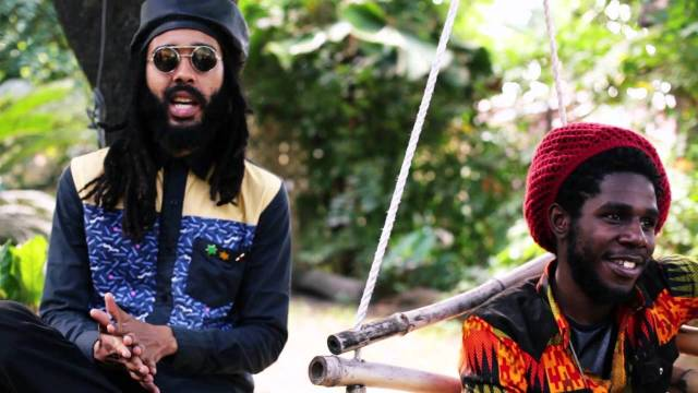 Protoje & Chronixx talk about their first meeting