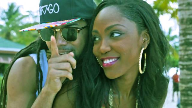 Gyptian – Wet Fete ft. Kes The Band (Official Music Video)