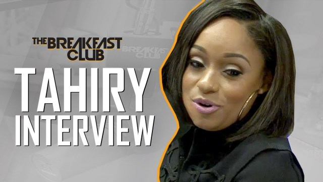 Tahiry Talks Masturbation Techniques, Turning Down Joe Budden's Marriage Proposal, Pregnancy Rumors, Men Who Aren't Well Endowed & More