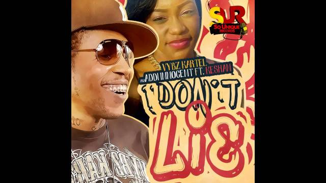 Vybz Kartel Ft Keshan – Don't Lie