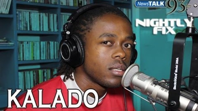 "Kalado breaks down the making of his hit single ""Personally"" on Nightly Fix"