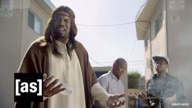 Black Jesus Expanded Trailer | Black Jesus | Adult Swim