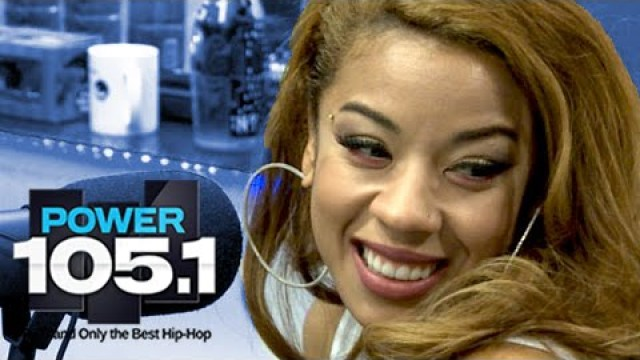 Keyshia Cole Interview at The Breakfast Club Power 105.1