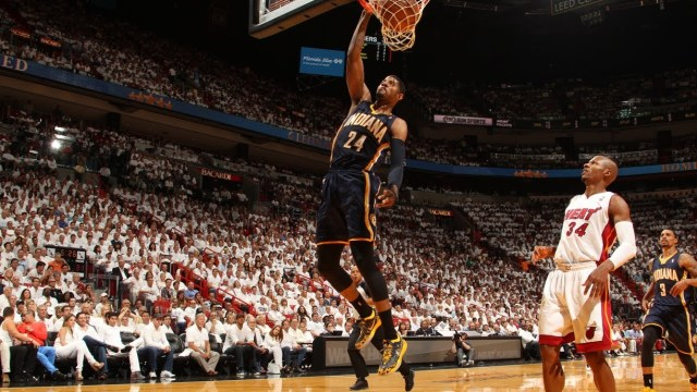 Top 10 Paul George Plays of the 2013-2014 Season
