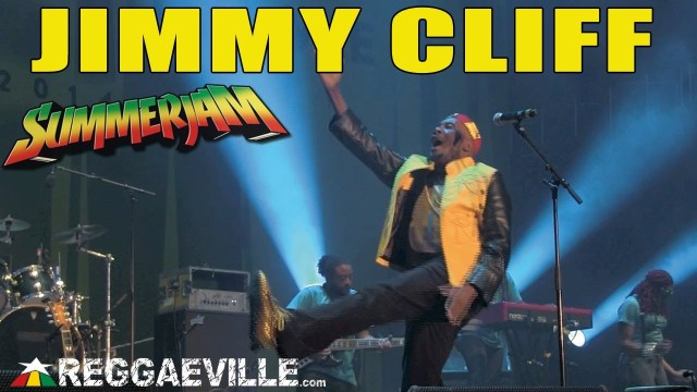 Jimmy Cliff – You Can Get It If You Really Want @ SummerJam 2014
