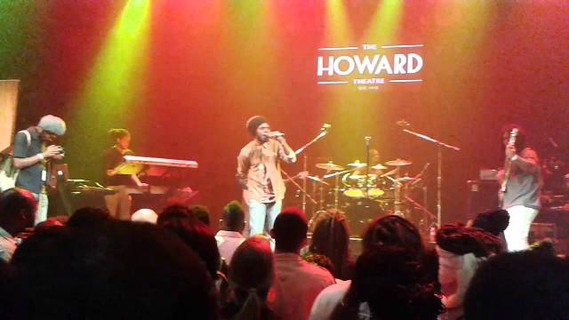 Chronixx – 'Who Knows' @ The Howard Theatre [July 9, 2014]
