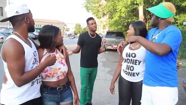 """Double Date Comedy Skit"" – @TRABASS_TV"