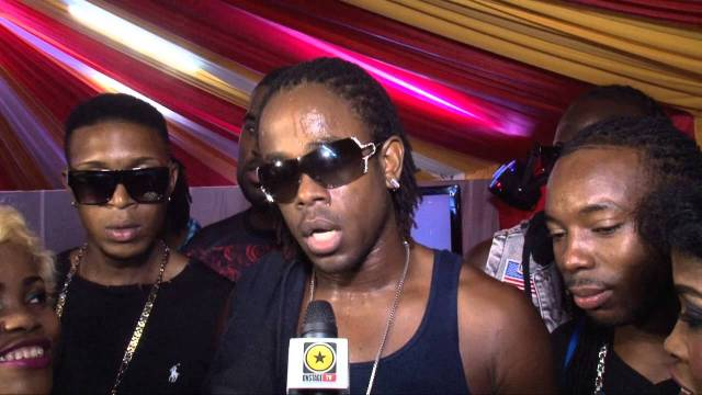 Reggae Sumfest 2014 Dancehall Night pt1